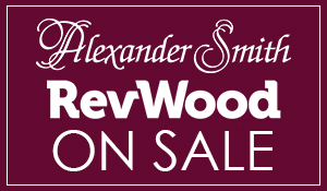 Alexander Smith RevWood on sale now starting at only $3.49 sq. ft! Come get this amazing deal at Bell Carpets & Floors!